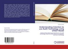 Bookcover of Understanding Intention to use Audit Technology using UTAUT Model