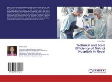 Copertina di Technical and Scale Efficiency of District Hospitals in Nepal