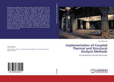 Couverture de Implementation of Coupled Thermal and Structural Analysis Methods