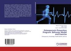 Portada del libro de Osteoporosis Prevention Program: Behavior Model and Exercise