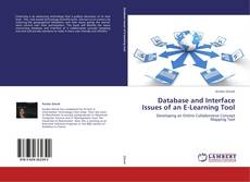 Database and Interface Issues of an E-Learning Tool的封面