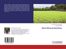Bookcover of Plant Mineral Nutrition