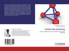 Bookcover of Friction Stir Surfacing