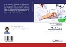 Capa do livro de Metal Oxides Nanocomposite