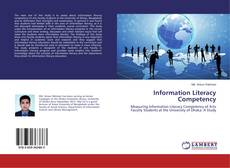 Bookcover of Information Literacy Competency