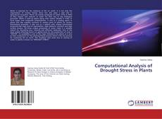 Bookcover of Computational Analysis of Drought Stress in Plants