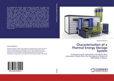 Borítókép a  Characterisation of a Thermal Energy Storage System - hoz