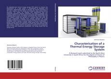 Characterisation of a Thermal Energy Storage System kitap kapağı