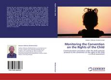 Capa do livro de Monitoring the Convention on the Rights of the Child