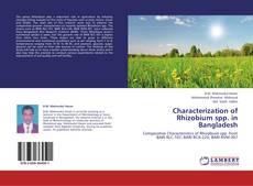 Borítókép a  Characterization of Rhizobium spp. in Bangladesh - hoz