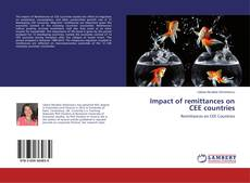 Couverture de Impact of remittances on CEE countries