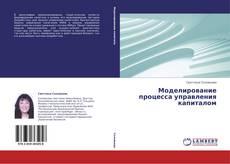 Bookcover of Моделирование процесса управления капиталом