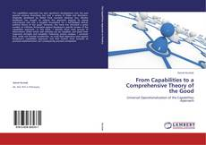 Обложка From Capabilities to a Comprehensive Theory of the Good