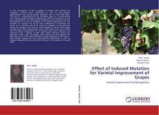 Buchcover von Effect of Induced Mutation for Varietal Improvement of Grapes