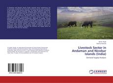 Bookcover of Livestock Sector in Andaman and Nicobar Islands (India)