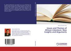 Portada del libro de Issues and Themes of African Literature: New Insights and Arguments