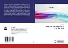 Обложка Matlab for Regional Economists