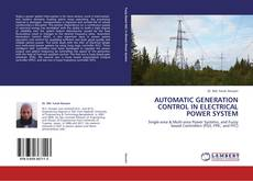 Capa do livro de AUTOMATIC GENERATION CONTROL IN ELECTRICAL POWER SYSTEM