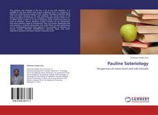 Bookcover of Pauline Soteriology