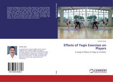 Обложка Effects of Yogic Exercises on Players