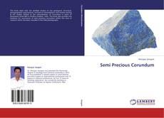 Bookcover of Semi Precious Corundum