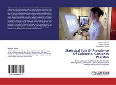 Borítókép a  Statistical Suit Of Prevalence Of Colorectal Cancer In Pakistan - hoz