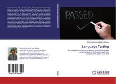 Borítókép a  Language Testing - hoz
