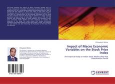 Impact of Macro Economic Variables on the Stock Price Index的封面