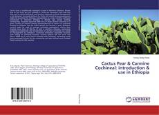 Capa do livro de Cactus Pear & Carmine Cochineal: introduction & use in Ethiopia