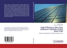 Capa do livro de High Efficiency Ultra Thin Cadmium Telluride (CdTe) Solar Cells