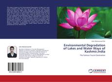 Environmental Degradation of Lakes and Water Ways of Kashmir,India的封面