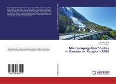 Micropropagation Studies in Banana cv. Rajapuri (AAB)的封面
