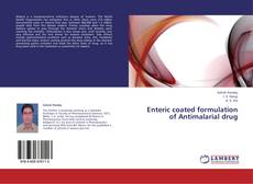 Buchcover von Enteric coated formulation of Antimalarial drug