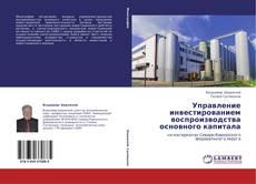 Обложка Управление инвестированием воспроизводства основного капитала