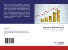 Bookcover of Impact of Microfinance