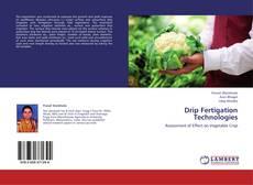 Capa do livro de Drip Fertigation Technologies