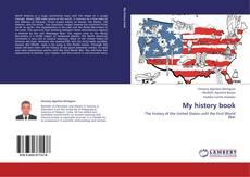 Buchcover von My history book
