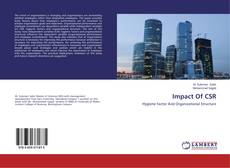 Bookcover of Impact Of CSR