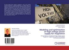 Borítókép a  Modeling and optimization of high voltage power supply for magnetron - hoz