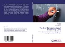 Portada del libro de Teacher Competencies at Secondary Level