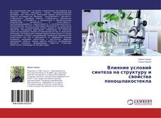 Обложка Влияние условий синтеза на структуру и свойства пеношлакостекла