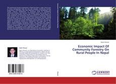 Portada del libro de Economic Impact Of Community Forestry On Rural People In Nepal