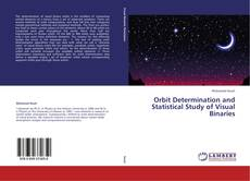 Portada del libro de Orbit Determination and Statistical Study of Visual Binaries