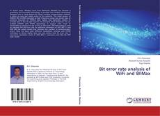 Bookcover of Bit error rate analysis of WiFi and WiMax