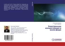 Bookcover of Электронная концентрация в ионосфере