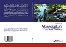 Bookcover of Hydrogeochemistry and Karst Flow Properties of Bribin River,Indonesia