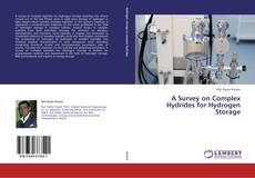 Borítókép a  A Survey on Complex Hydrides for Hydrogen Storage - hoz