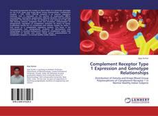 Portada del libro de Complement Receptor Type 1 Expression and Genotype Relationships
