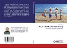 Bookcover of Birth Order and Personality