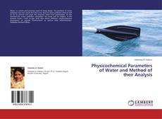 Capa do livro de Physicochemical Parameters of Water and Method of their Analysis